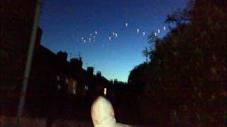 Original Creepy Strange Sound Falls from The Sky in Malaysia 2015