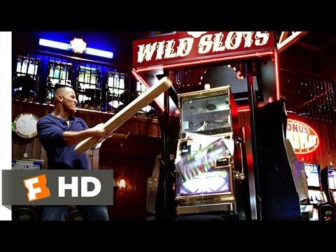 Walking Tall (4/10) Movie CLIP - Trashing the Casino (2004) HD