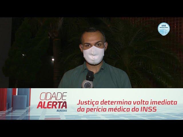 Justiça determina volta imediata da perícia médica do INSS