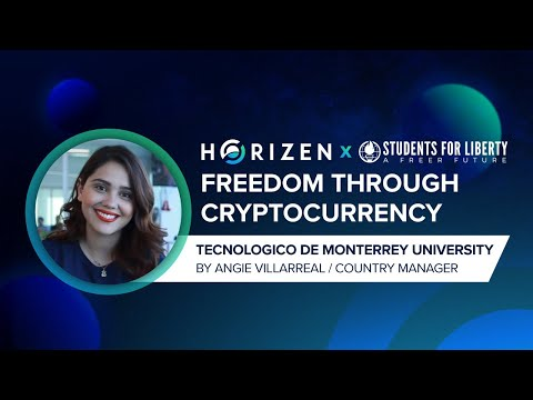 Horizen And Students For Liberty - Freedom Through Cryptocurrency