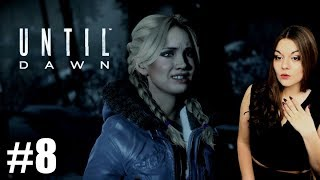 CZY TO COŚ NAS POŻRE  ?!?!  | Until Dawn [#8]