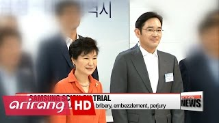 Trial of Samsung scion starts Friday