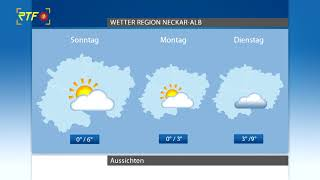 RTF.1-Wetter 03.01.2020