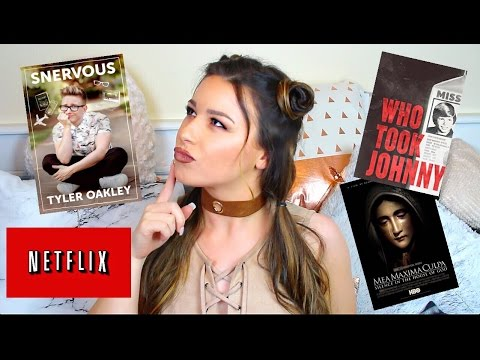 TOP MUST SEE NETFLIX DOCUMENTARIES!!  | Tarabella