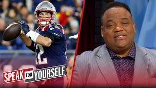 Tom Brady looks average, Patriots dynasty may end this year — Whitlock | NFL | SPEAK FOR YOURSELF
