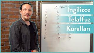 İngilizce Kelimelerin Doğru Telaffuzu - Alfabe ve Okunuşları