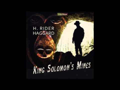 King Solomon's Mines Audiobook - Part 1