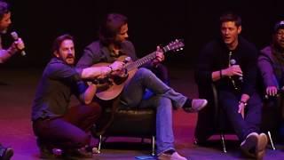 AHBL8 Free Falling featuring Jared Padalecki on Guitar