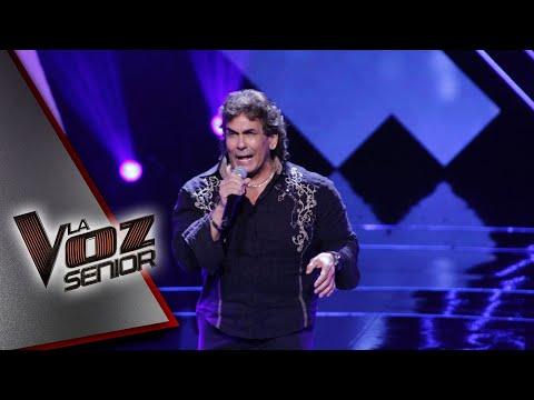 Omar Alexander cerró con broche de oro la segunda noche de Audiciones. | La Voz Senior