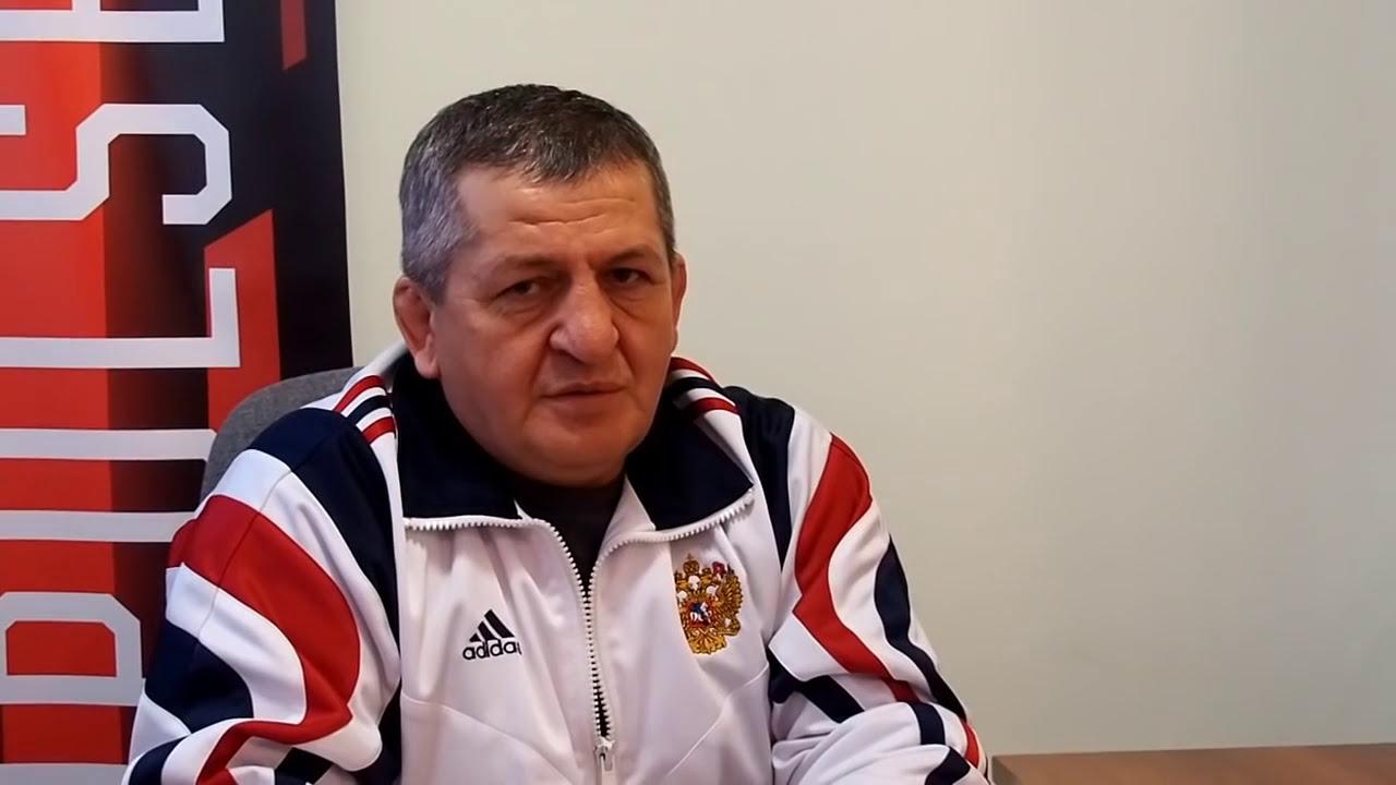 После победы на UFC 205! Абдулманап Нурмагомедов отец и тренер Хабиба/#YTB #DED