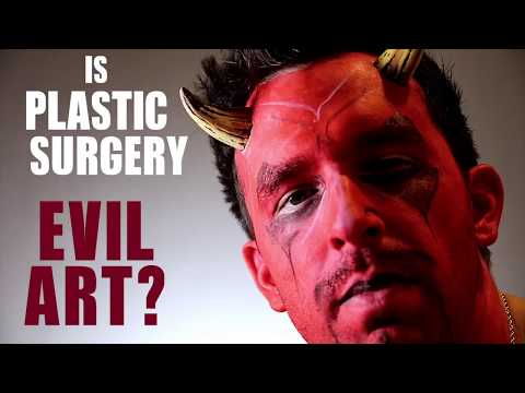 is plastic surgery evil art? by SUBBIO
