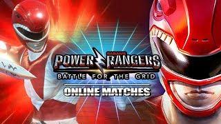 95% DAMAGE?...Red Ranger Best Ranger - Power Rangers BFTG: Online Ranked Matches