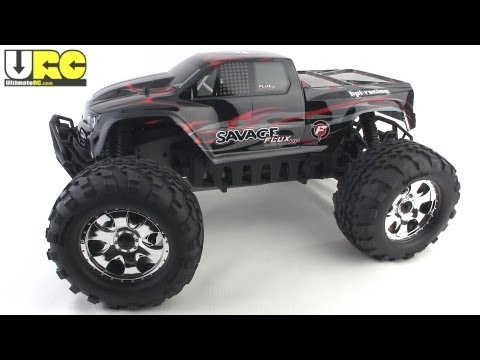 HPI Savage Flux HP Review
