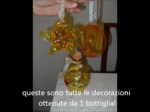 Stella Di Natale Con Bottiglie Di Plastica.Stelle Di Natale Da Una Bottiglia Di Plastica