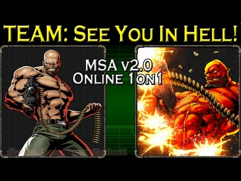 Metal Slug Attack Online 1on1 #16 - Team: See You In Hell!