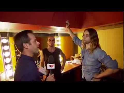 30 Seconds To Mars Musique Plus Interview 2013
