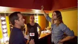 30 Seconds to Mars Musique Plus Interview 2013