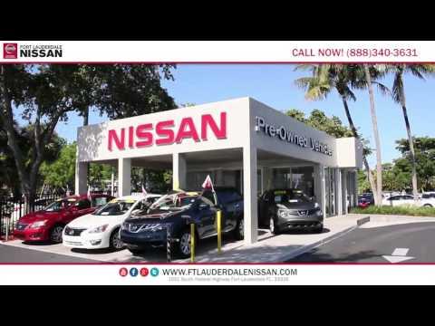 Nissan Dealer Fort Lauderdale, Miami, Hollywood Florida