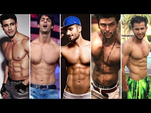 SHIRTLESS HUNKS of Television Industry