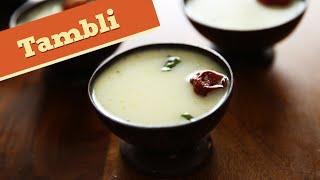 Tambli | Raw Mango Coconut Soup | Divine Taste With Anushruti