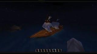 как сделать корабль В minecraft!(, 2013-04-24T14:35:09.000Z)