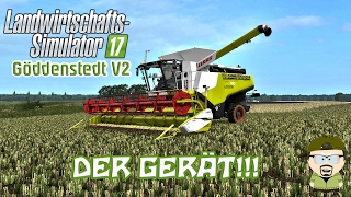 "[""Landwirschafts Simulator 17"", ""LS17"", ""LS 17"", ""Farming Simulator 17"", ""FS17"", ""FS 17"", ""Let´s Play"", ""Göddenstedt V2"", ""Der Gerät"", ""Video Gme Culture"", ""Video Game Industrie"", ""Logitech G29"", ""Logitech Pro Farm"", ""Claas Lexion 700 STAGE IV Pack""]"