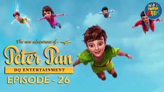 Peter Pan ᴴᴰ [Latest Version] - Global Warming - Animated Cartoon Show For Kids