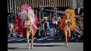 浅草サンバカーニバルを見物し撮影したブログは次のURLです。 http://in...
