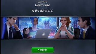 Criminal Case: The Conspiracy Case #52 - Head Case | To the Stars (4/6)