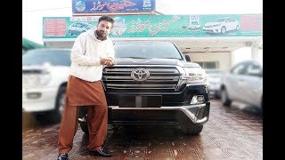 Toyota Land Cruiser V8 | Review| Startup| Pakistan 2018