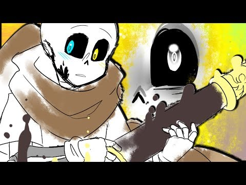 Ink's Story (Undertale Comic Dub)