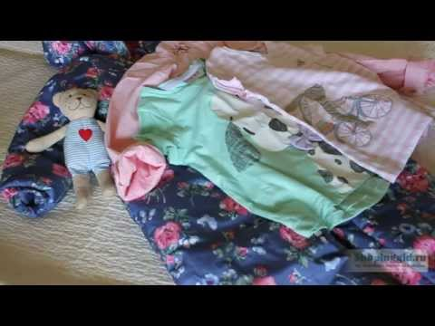 Некст детская одежда. Посылка из магазина NEXT