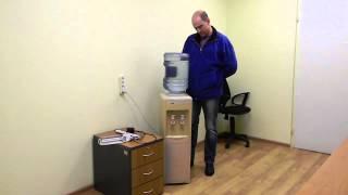 Не работает кулер для воды. Самостоятельная диагностика.(, 2015-02-02T12:56:20.000Z)