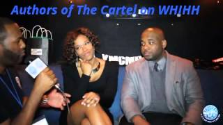 Ashely & Jquavis, N.Y. Times Top selling Authors, YMCMB movie/book celebration THE CARTEL