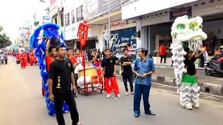 Carnaval Festival Barongsai Cianjur Indonesia