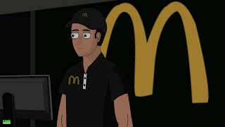 5 True Horror Stories Animated (McDonald's and Salesman)