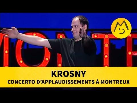Krosny : concerto d'applaudissements à Montreux