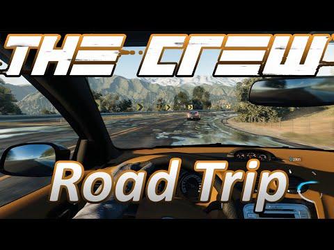 Road Trip - Santa Fe to Salt Lake City - Timelapse - The Crew Wild Run [4K]