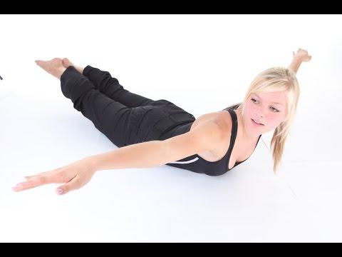 Лучшие упражнения при остеохондрозе шейного отдела