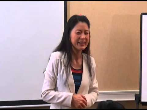 "Love has no rules -- Hellen Chen's ""True Love and Happy Marriage"" seminar"