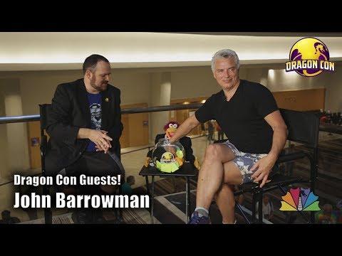 John Barrowman @ Dragon Con 2018 dragoncontv