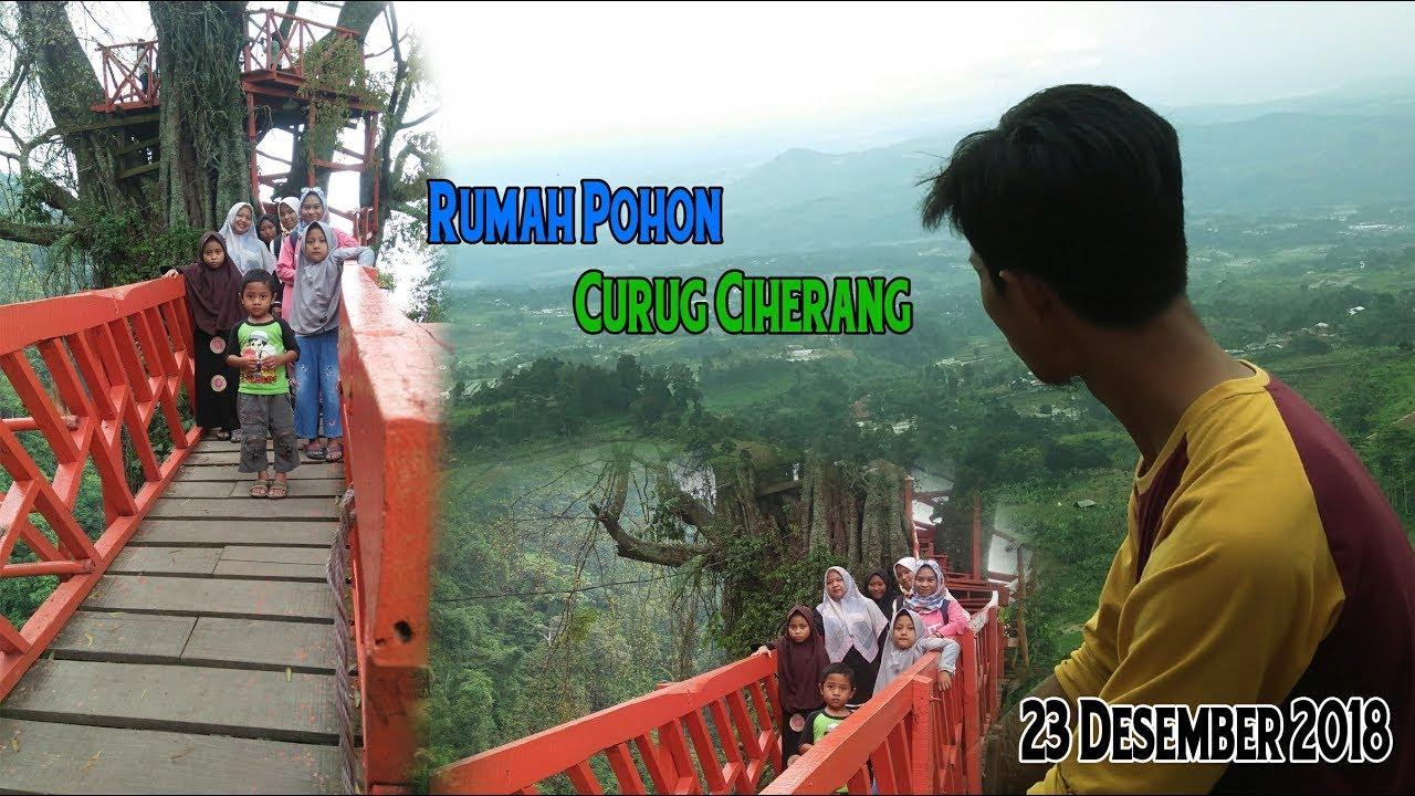 Curug Ciherang Sirnajaya Wargajaya Bogor Jawa Barat Youtube