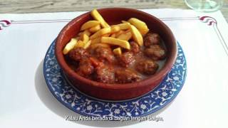 Destination Europe Ambassador Video - Culinary Delights