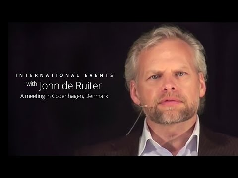 Realizing the Value of Your Own Evolution As Awareness - A meeting with John de Ruiter in Copenhagen