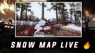 VIKENDI/SNOW MAP LIVE PUBG MOBILE | FUTURE GAMING