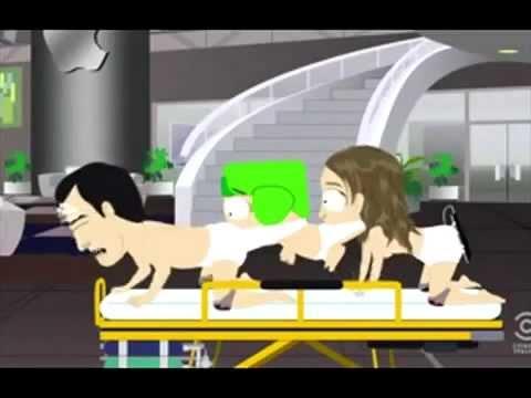 South Park Cuttlefish And Asparagus Youtube