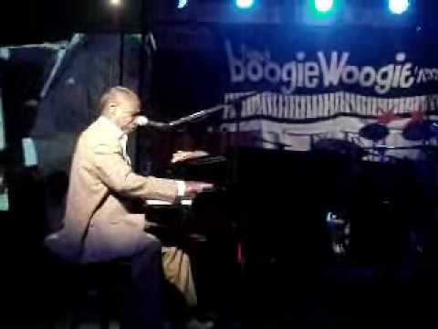 UK Boogie Woogie Festival : Little Willie Littlefield -