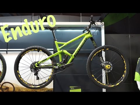 Best Enduro Bikes 2016 from the Eurobike 2015 in Detail