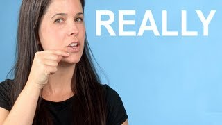 How to Pronounce REALLY American English Pronunciation