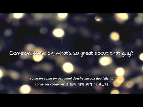 U-KISS- Baby Don't Cry lyrics [Eng. | Rom. | Han.]
